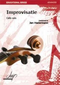 HADERMANN J. IMPROVISATIE VIOLONCELLE