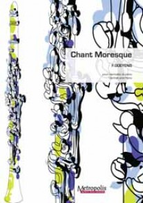 GOEYENS F. CHANT MORESQUE CLARINETTE