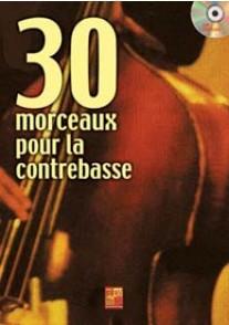 BEAUJEAN M. MORCEAUX CONTREBASSE