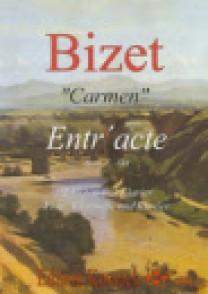 BIZET G. ENTR'ACTE 2 FLUTES (OU FLUTE, CLARINETTE)