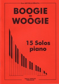 MINVIELLE-SEBATIA P. BOOGIE-WOOGIE PIANO