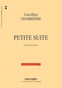 CHARRIERE C. PETITE SUITE FLUTE