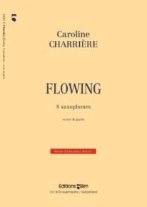 CHARRIERE C. FLEWING ENSEMBLE SAXOPHONES