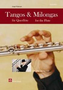 POLANIER J. TANGOS ET MILONGAS FLUTE