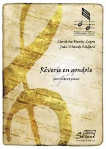 MARTY-LEJON C./SOLDANO J.C. REVERIE EN GONDOLE ALTO