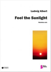 ALBERT L. FEEL THE SUNLIGHT MARIMBA SOLO