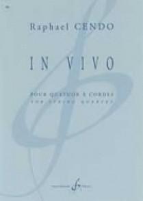 CENDO R. IN VIVO QUATUOR A CORDES