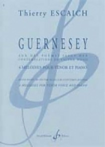 ESCAICH T. GUERNESEY VOIX TENOR