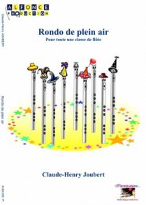 JOUBERT C.H. RONDO DE PLEIN AIR FLUTES