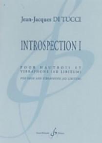 DI TUCCI J.J. INTROSPECTION I HAUTBOIS VIBRAPHONE