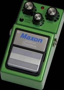MAXON OD-9PRO PRO+ OVERDRIVE