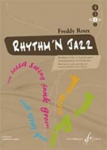 ROUX F. RHYTHM'N JAZZ VOL 2