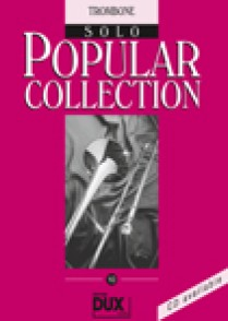 POPULAR COLLECTION VOL 10 TROMBONE SOLO