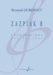 DUBEDOUT B. ZAZPIAK B MARIMBA