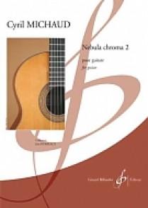 MICHAUD C. NEBULA CHROMA 2 GUITARE