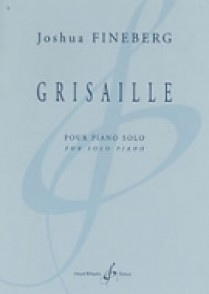 FINEBERG J. GRISAILLE PIANO