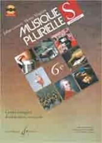 GUITON J./MAGNAN H. MUSIQUES PLURIELLES 6ME