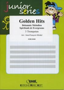 GOLDEN HITS NEKANNTE MELODIEN SPIRITUALS & EVERGREENS 3 TROMPETTES