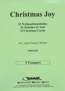 MICHEL J.F. CHRISTMAS JOY TROMPETTES