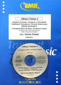 ALBUM VOL 4 TROMPETTES