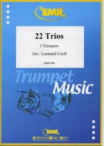 CECIL L. 22 TRIOS TROMPETTES