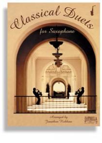 ROBBINS J. CLASSICAL DUETS SAXOPHONES