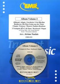 ALBUM VOL 2 TROMPETTES