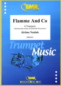 NAULAIS J. FLAMME AND CO TROMPETTES