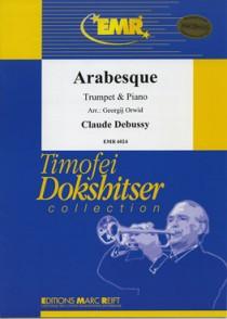 DEBUSSY C. ARABESQUE TROMPETTE