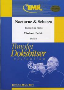PESKIN V. NOCTURNE ET SCHERZO TROMPETTE