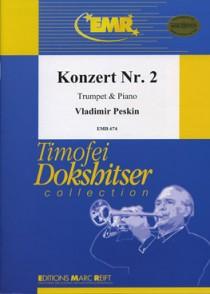 PESKIN V. CONCERTO N°2 TROMPETTE