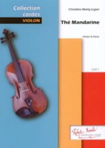 MARTY-LEJON C.THE MANDARINE VIOLON