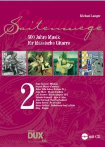 LANGER M. SAITENWEGE 2 GUITARE