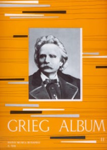 GRIEG E. ALBUM VOL 2 PIANO
