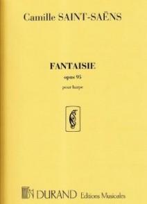 SAINT-SAENS C. FANTAISIE OP 95 HARPE