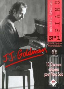 GOLDMAN J.J SPECIAL PIANO N°1