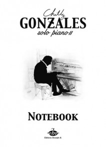 GONZALES C. SOLO PIANO II NOTEBOOK