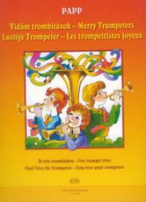 PAPP L. LES TROMPETTISTES JOYEUX TROMPETTES