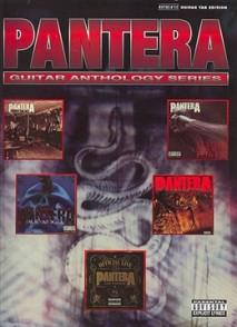 PANTERA GUITAR ANTHOLOGY SERIES