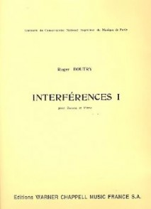 BOUTRY R. INTERFERENCES BASSON