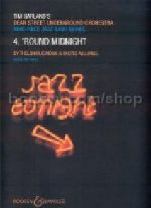 MONK T. ROUND MIDNIGHT JAZZ BAND