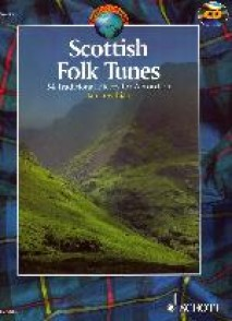 LOWTHIAN I. SCOTTISH FOLK TUNES ACCORDEON