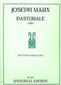 MAX J. PASTORALE VIOLONCELLE