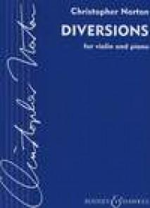 NORTON C. DIVERSIONS FOR  VIOLON