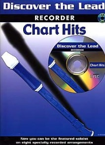 DISCOVER THE LEAD CHART HITS FLUTE A BEC