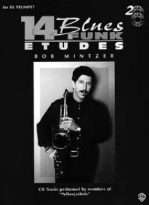 MINTZER B. 14 BLUES FUNK EB INSTRUMENTS
