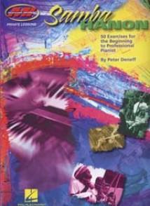 HANON SAMBA PIANO