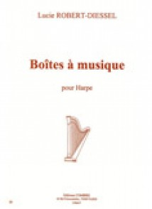 ROBERT-DIESSEL L. LA BOITE A MUSIQUE HARPE