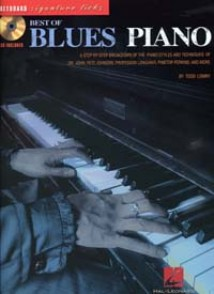BLUES PIANO BEST OF