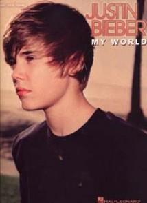 BIEBER J. MY WORLD PVG